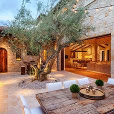 Mediterranean Patio Mediterranean Patio
