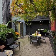 Contemporary Patio by Sander Design Landscape Architecture