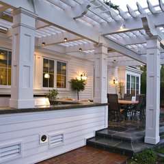 traditional patio by Kikuchi & Associates