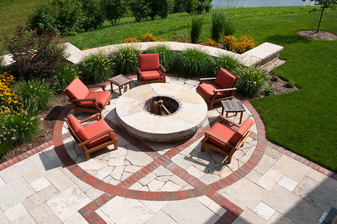 Circle Round for Great Garden Design on Great Patio Designs id=54681