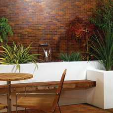 Traditional Patio by Surface Bathrooms & Tiles