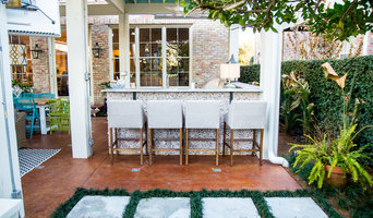 Mexican Inspired Old Metairie Residence