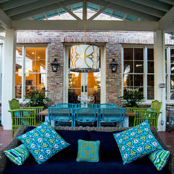 New Orleans Outdoor Furniture Patio Design Ideas, Pictures, Remodel