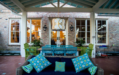 Room of the Day: Vacationing at Home in Louisiana
