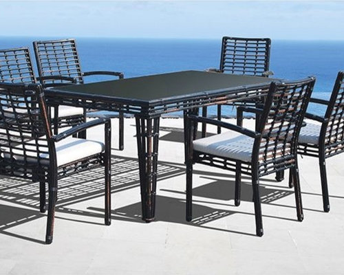 Save. Miami Outdoor Dining Collection