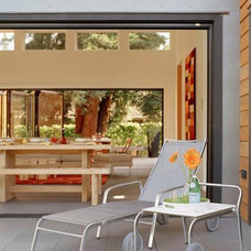 Modern Patio by Michelle Kaufmann Studio