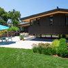 Wisconsin Landscape Stays True to Home's Midcentury Design