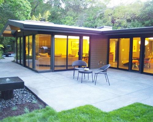 concrete patio photos - Concrete Patio Design Ideas