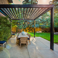Contemporary Patio by Elevate by Design