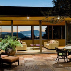 contemporary patio by Koch Architects, Inc.  Joanne Koch