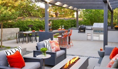 Before and After: Outdoor Living Spaces Transform 4 Yards