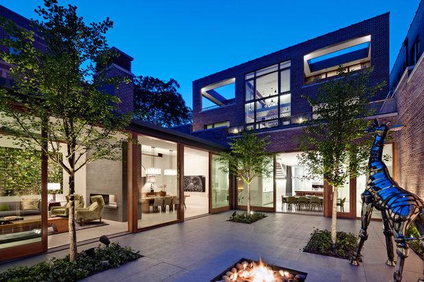Industriel Terrasse et Patio by Vinci | Hamp Architects