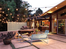 String Lights For Outdoors How to hang string lights outdoors workwithnaturefo