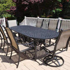 Milan Dining Set By Www Topgrillpatiofurniture