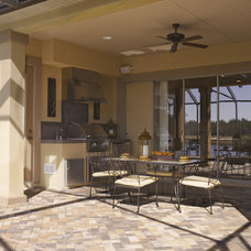 Traditional Patio by Clausen Residential