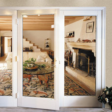 Traditional Patio by Milgard Windows & Doors