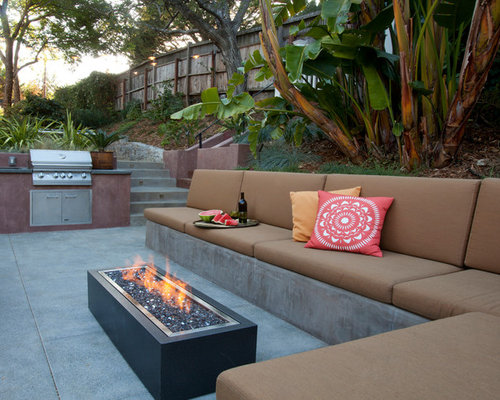 Best Banquette Built In Booth Seating Patio Design Ideas & Remodel ...