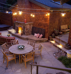 traditional patio by Pedersen Associates