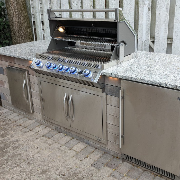 Miller Outdoor Kitchen