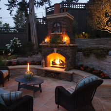 Traditional Patio by Ground One Enterprises of MN