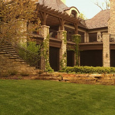 Traditional Patio by Retractable Screens, LLC