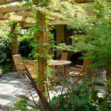 Traditional Patio by Scot Ragsdale Landscape Design
