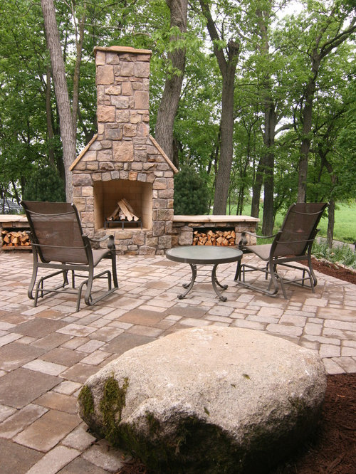 Rustic Patio Design Ideas Renovations Amp Photos With