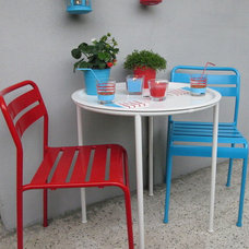 Eclectic Patio by Groovy Elisa