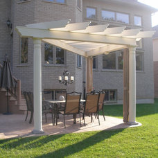 Traditional Patio by Coleman-Dias3 Construction Inc. (CD3Inc)