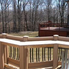 Traditional Deck by Coleman-Dias3 Construction Inc. (CD3Inc)