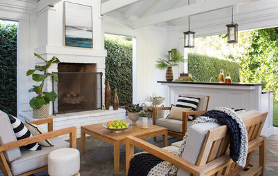 What to Know About Adding a Bar or Counter to Your Garden