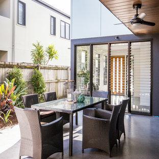 Modern Coastal Property Staging