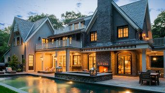Modern Connecticut Farmhouse