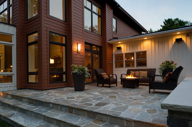 Transitional Patio by Nor-Son, Inc.