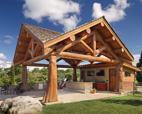best log cabin design ideas remodel pictures houzz cabin design ideas - Log Cabin Design Ideas