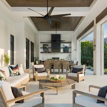 Modern Design and Outdoor Livingr