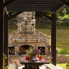 Traditional Patio by Jablonski Associates