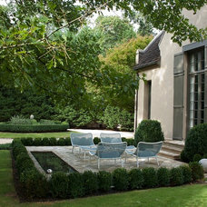 Modern Patio by Golightly Landscape Architecture