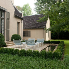 Traditional Patio by Golightly Landscape Architecture