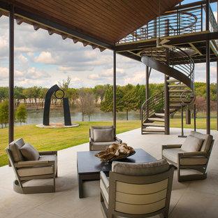 Modern Frontier- Texas Ranch House