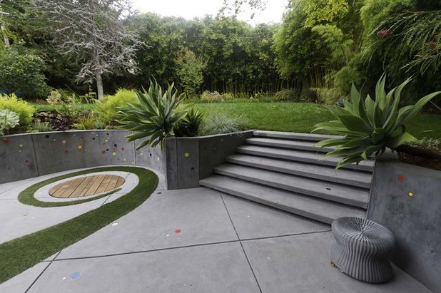 Garden Walls Strength And Style Define Concrete Garden Walls