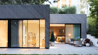 Modern New Home in Hampstead - Outdoor