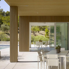 modern patio by CCS ARCHITECTURE