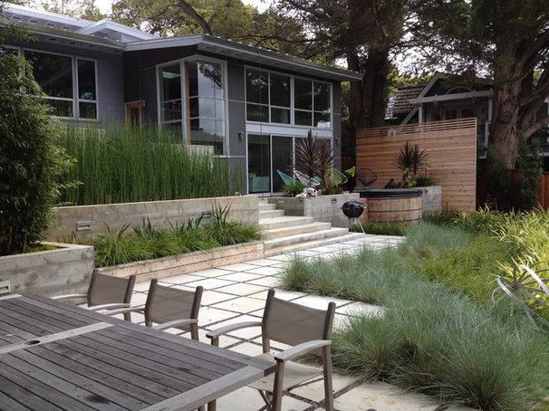 Modern Landscape by Costello Kennedy Landscape Architecture