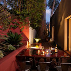 Modern Renovation Montecito Eclectic Patio Other