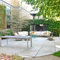Contemporary Patio by Leslie Glazier @ Properties