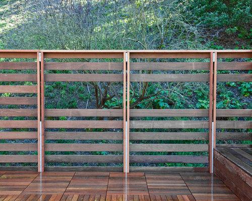 modern style deck. Black Bedroom Furniture Sets. Home Design Ideas