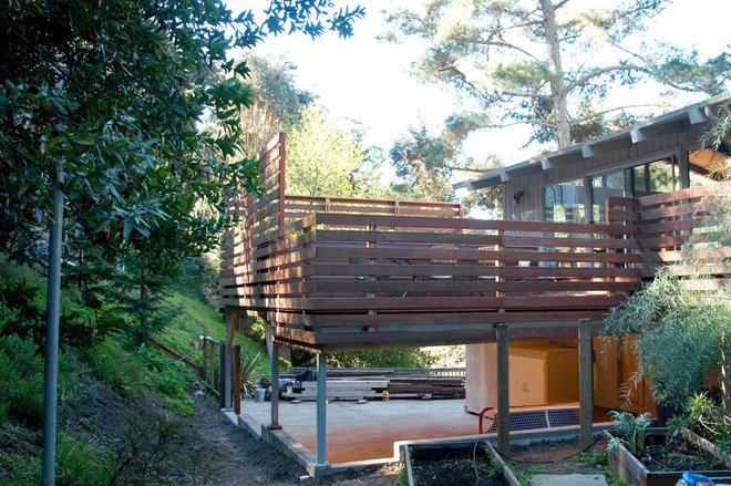 Carport Deck