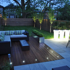 contemporary patio by Klassmore Designs