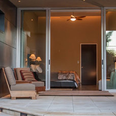 Modern Patio by Boxhill Design